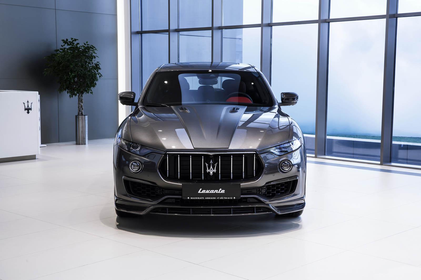 Maserati Levante S by Larte Design (1)