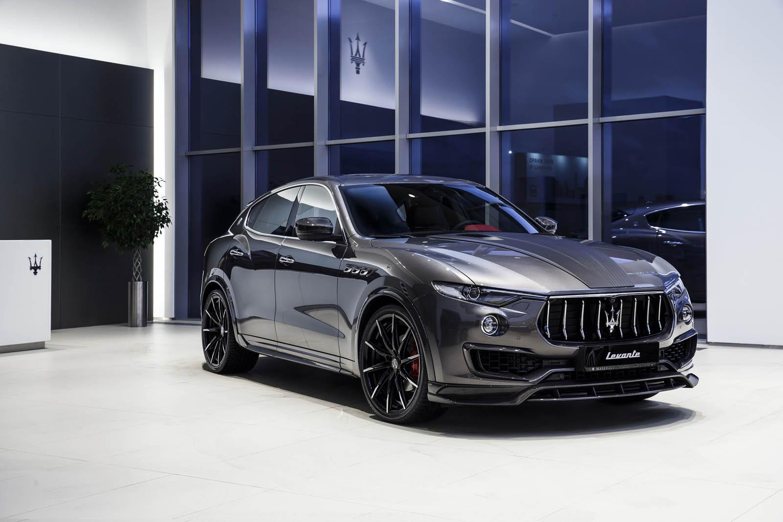 Maserati Levante S by Larte Design (14)