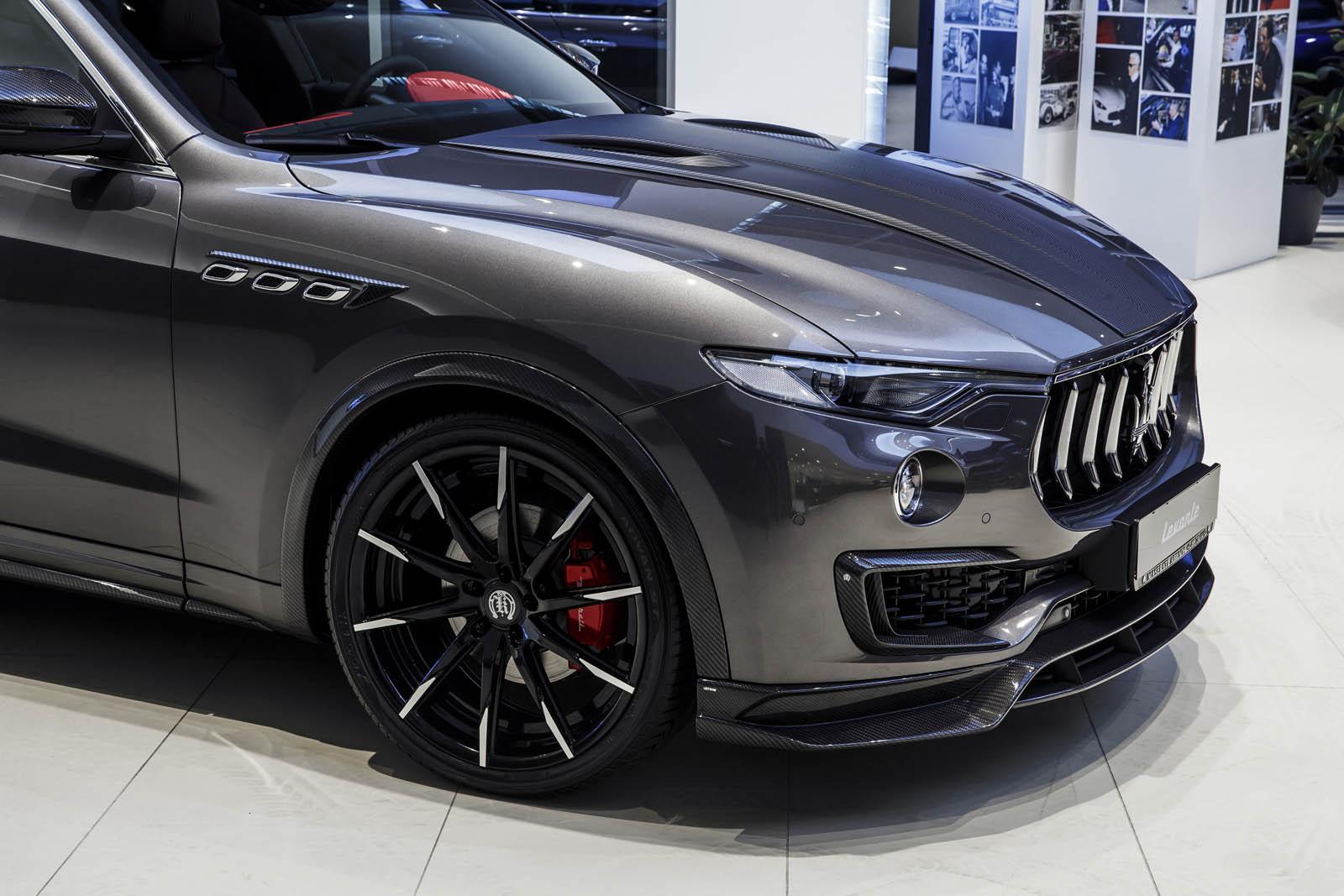 Maserati Levante S by Larte Design (15)
