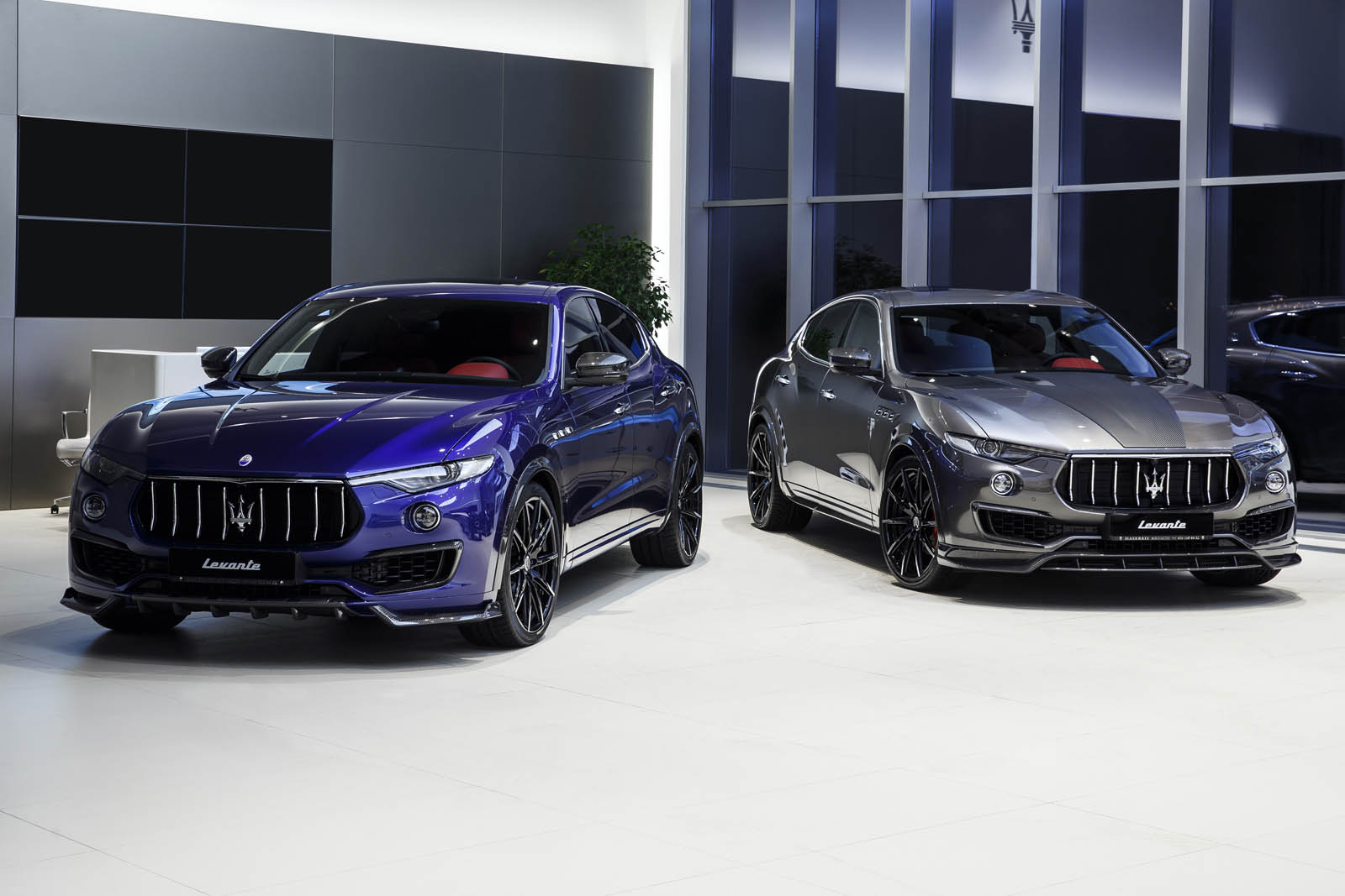 Maserati Levante S by Larte Design (16)