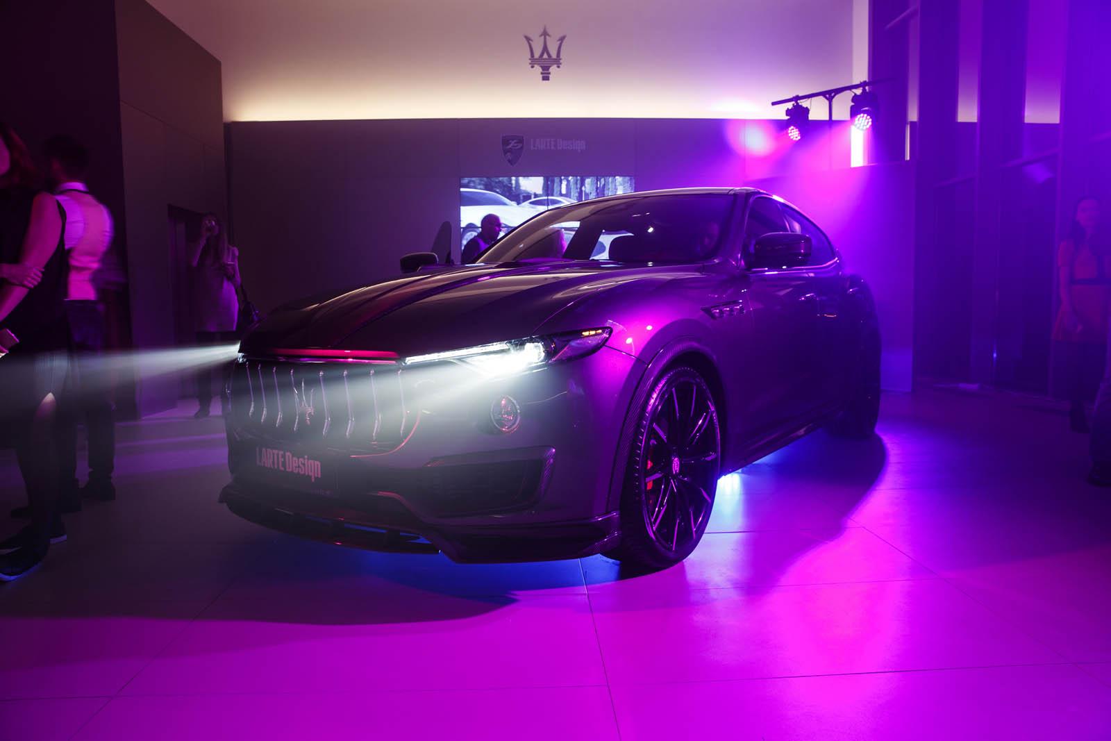 Maserati Levante S by Larte Design (18)