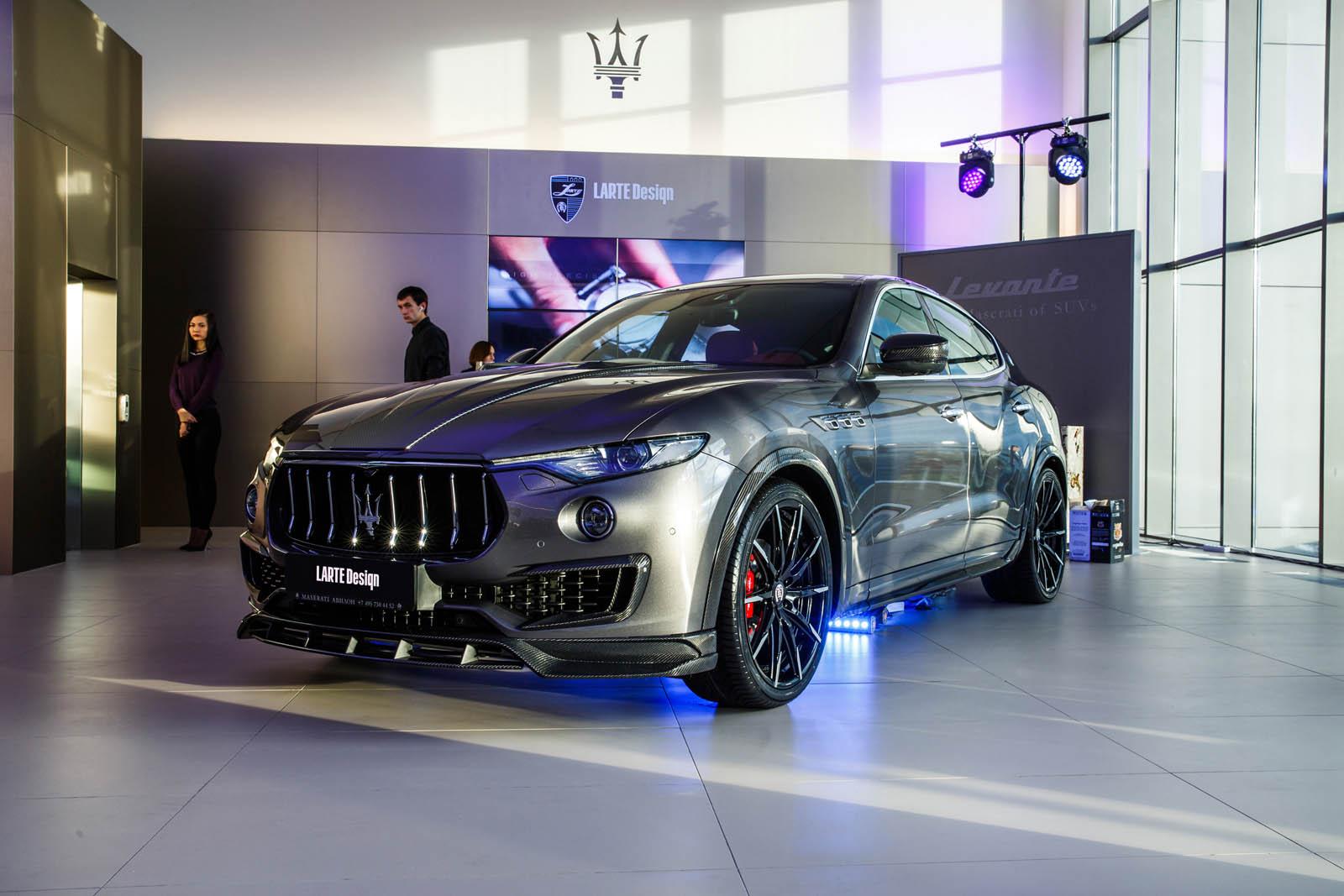 Maserati Levante S by Larte Design (19)