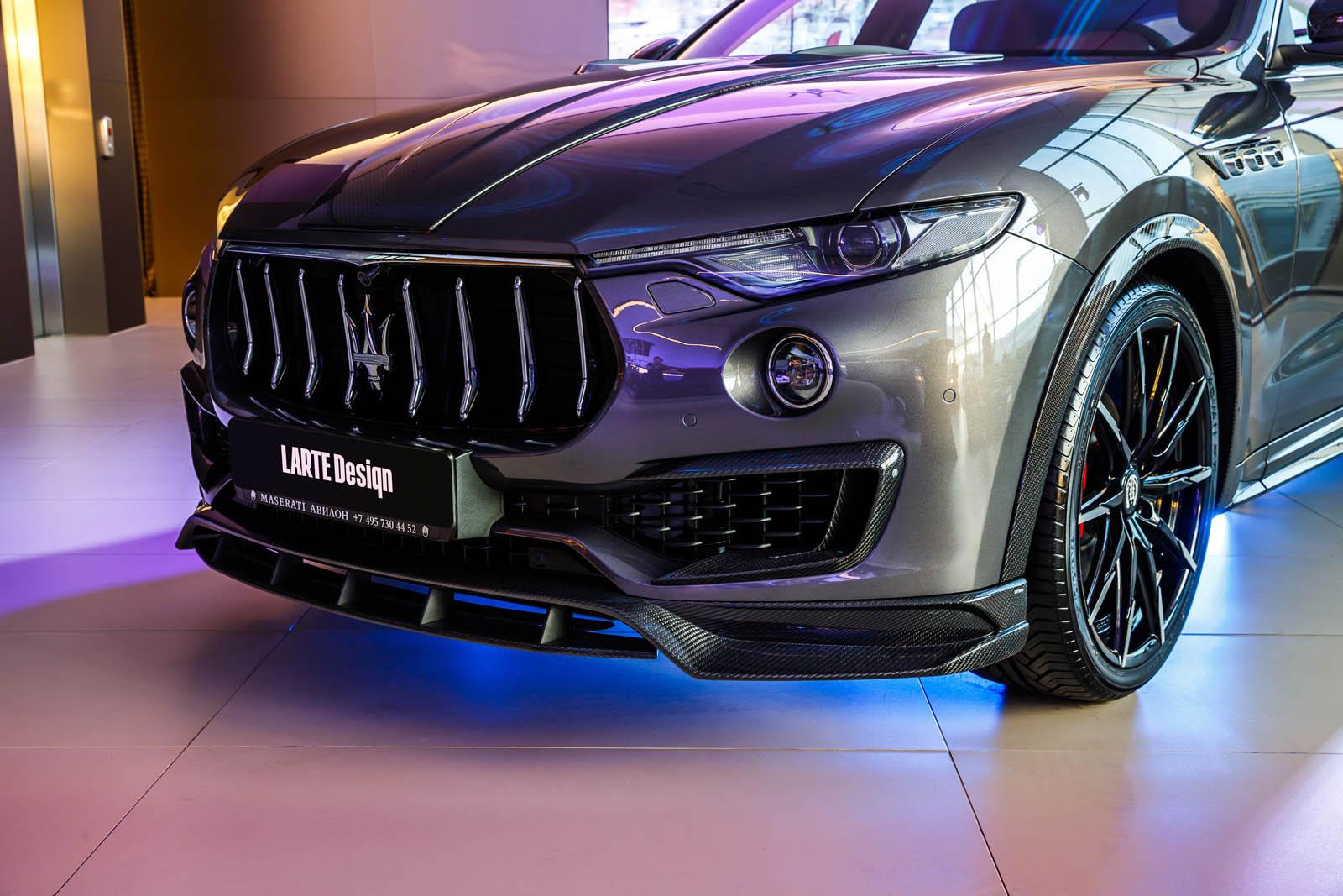Maserati Levante S by Larte Design (23)