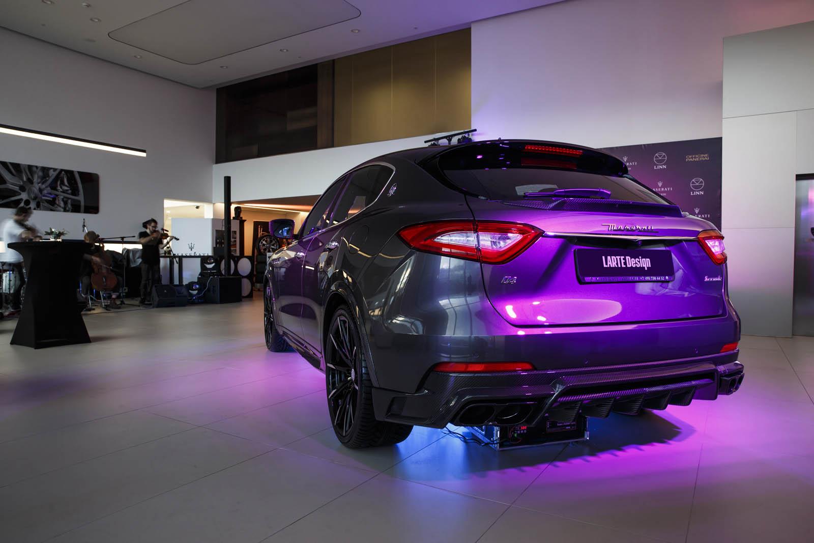 Maserati Levante S by Larte Design (25)