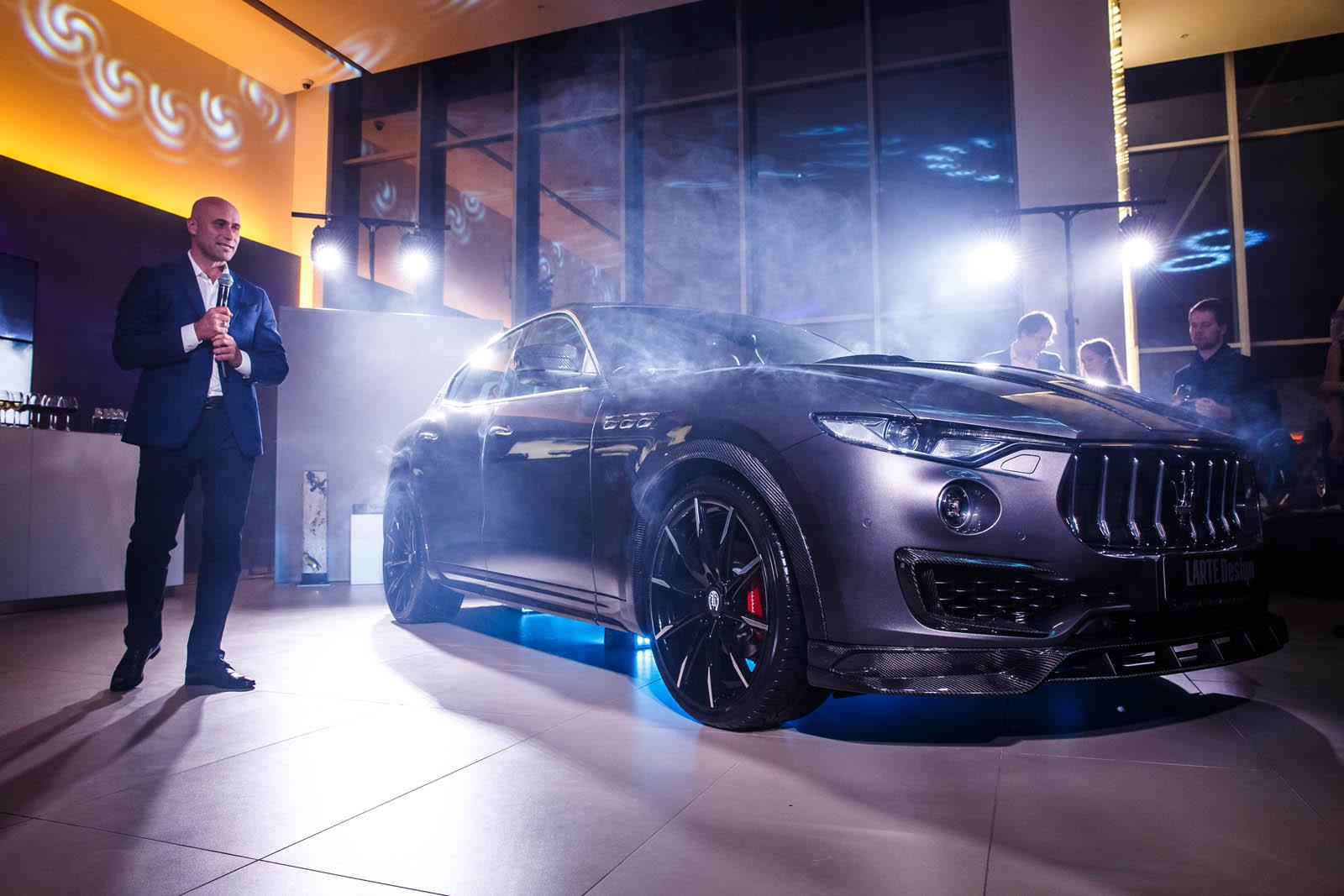 Maserati Levante S by Larte Design (27)