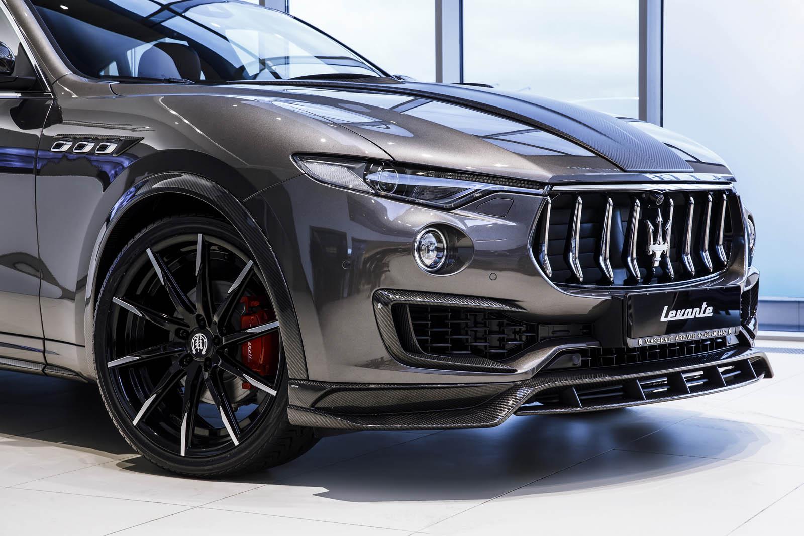 Maserati Levante S by Larte Design (4)