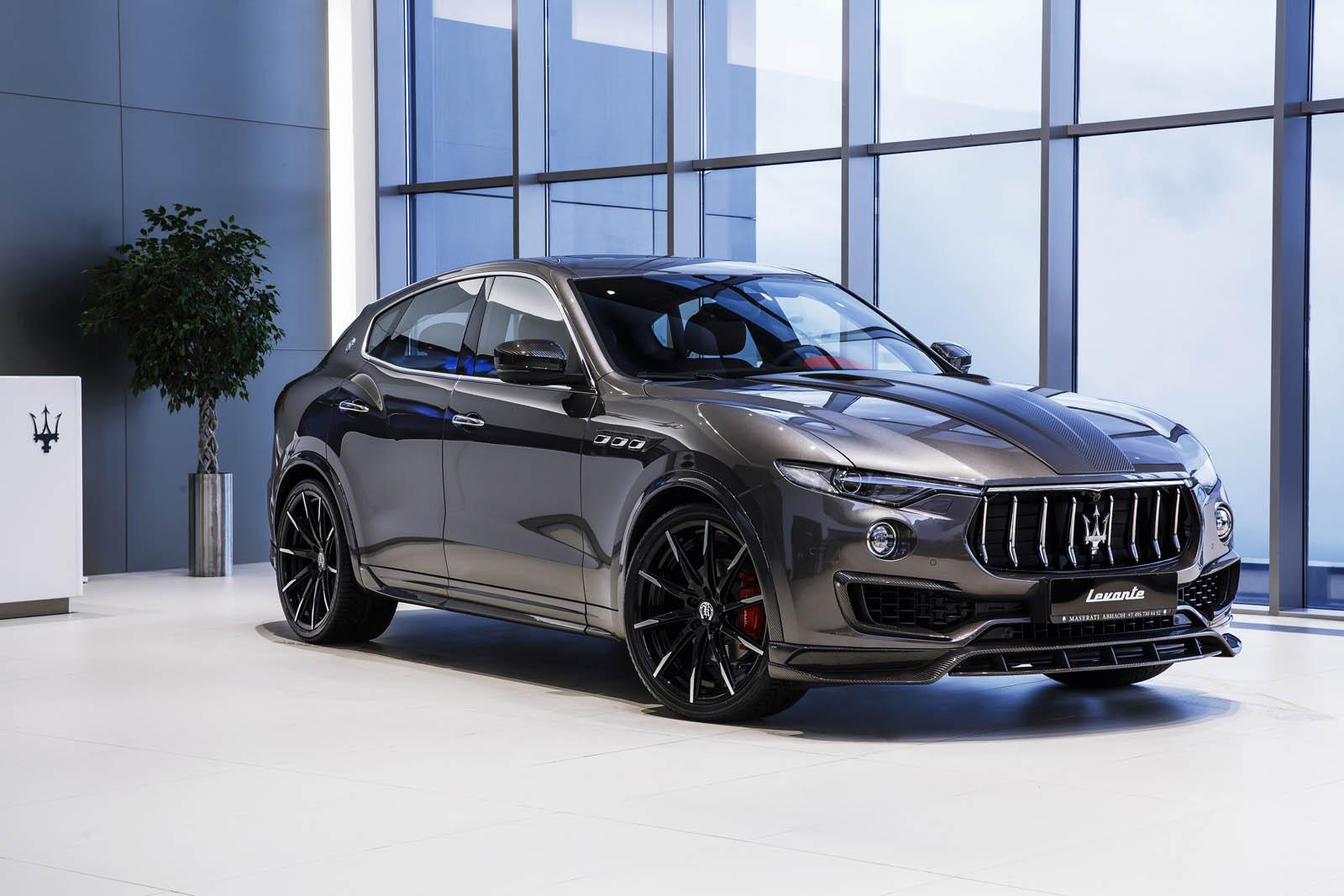 Maserati Levante S by Larte Design (5)