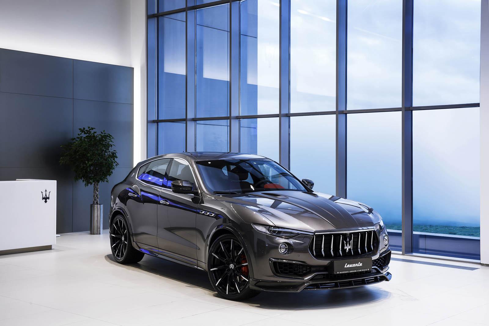 Maserati Levante S by Larte Design (6)