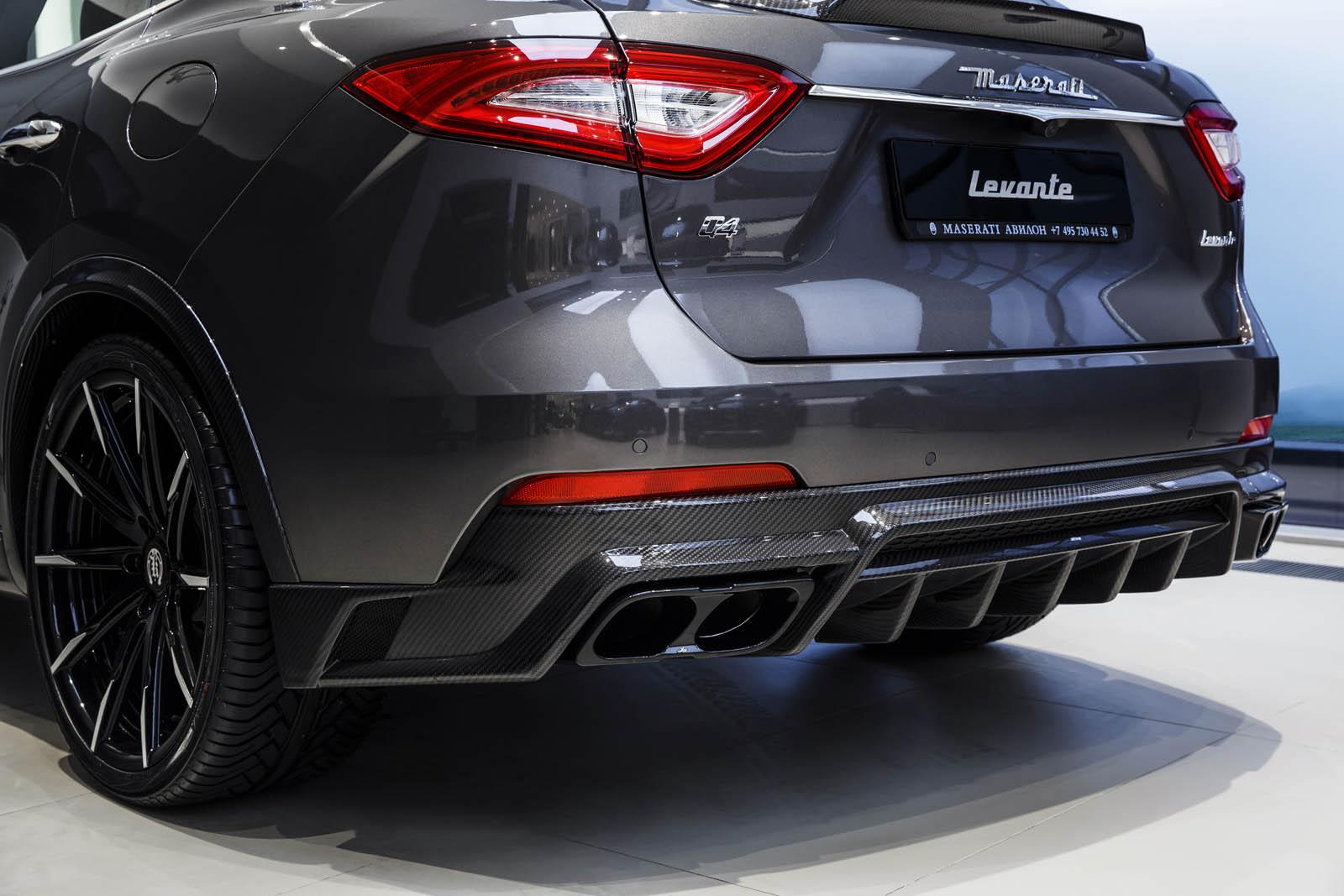 Maserati Levante S by Larte Design (8)