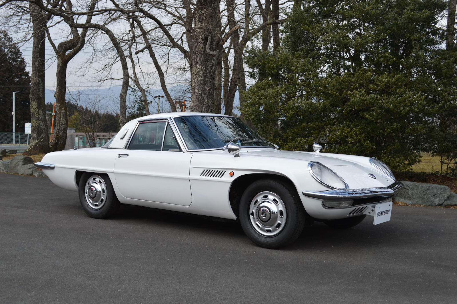 Mazda Cosmo Sport Series I 1967 auction (2)