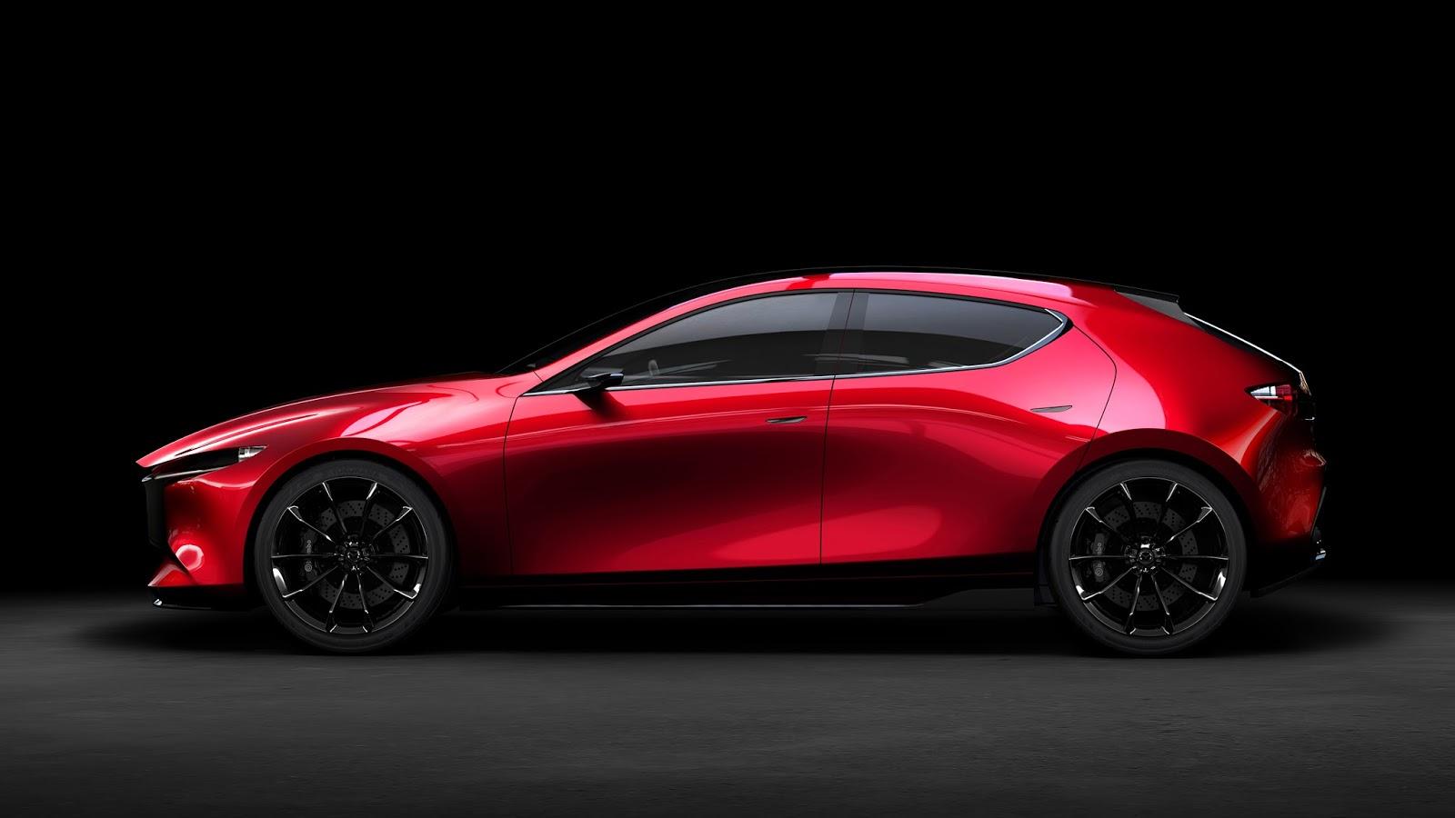 Mazda_Kai_Concept tokyo 2017 (30)