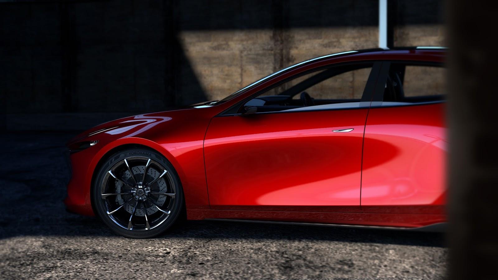 Mazda_Kai_Concept tokyo 2017 (36)