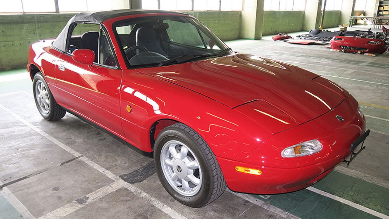 Mazda MX-5 Restoration Program (6)