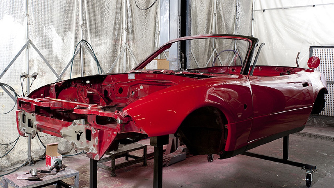 Mazda MX-5 Restoration Program (7)