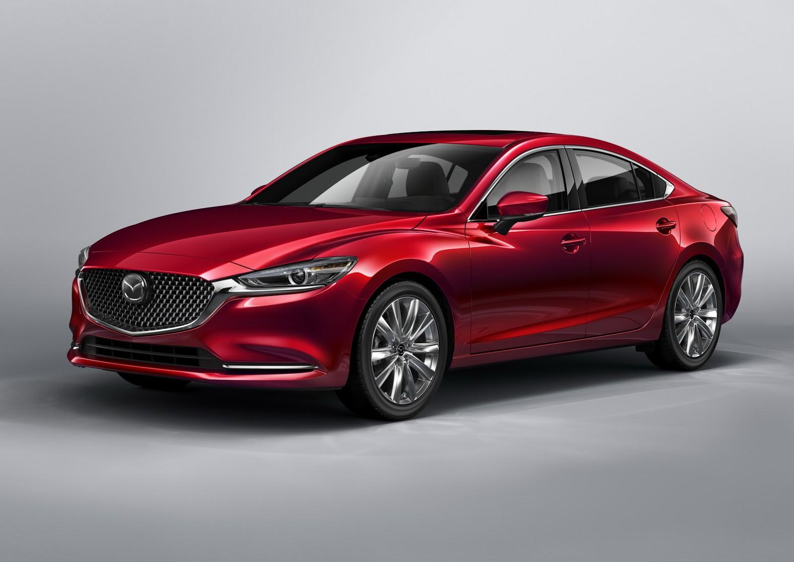 Mazda6 2018 (24)