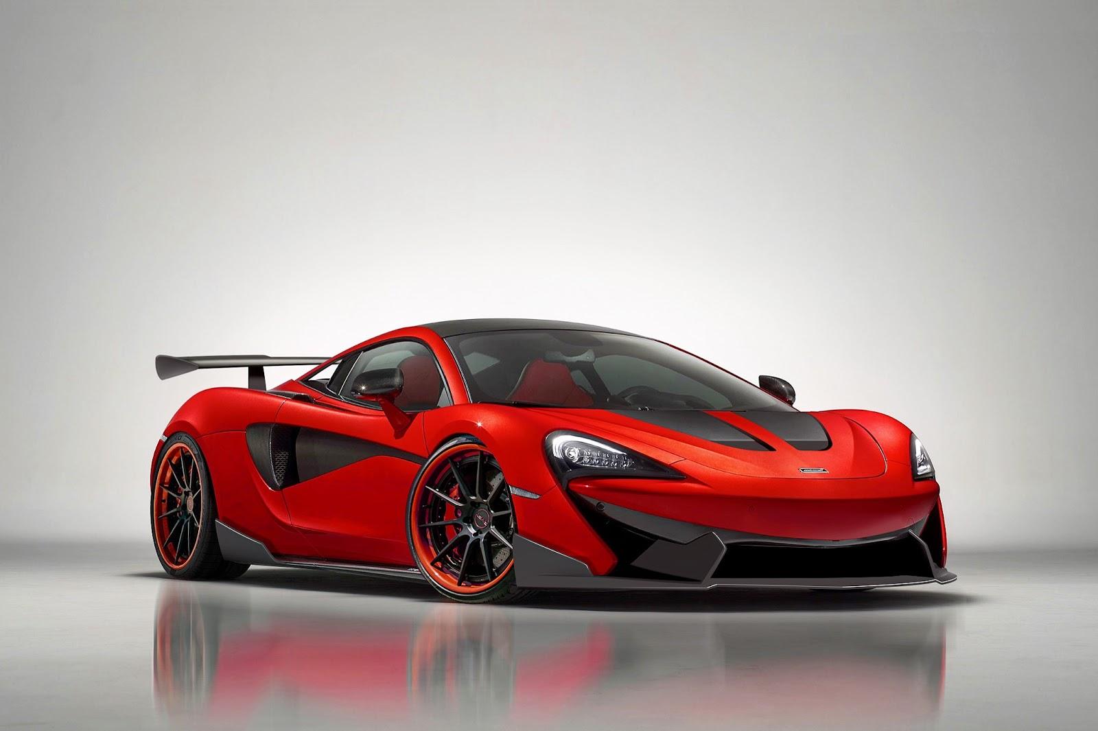 McLaren 570S by 1016 Industries (1)