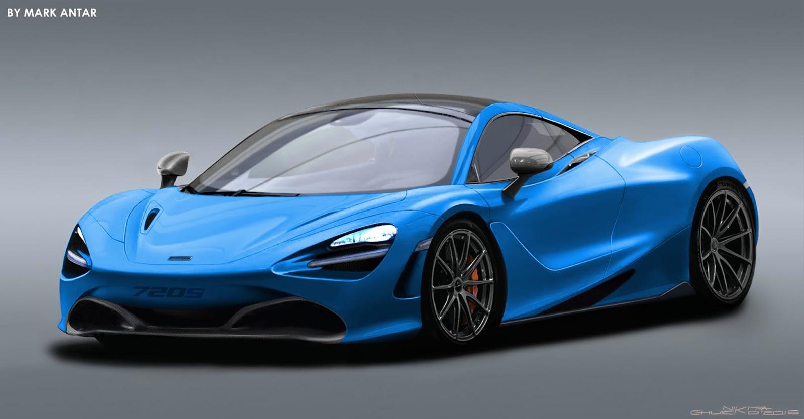 McLaren 720S renderings (1)