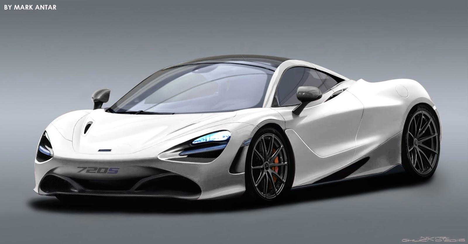 McLaren 720S renderings (2)