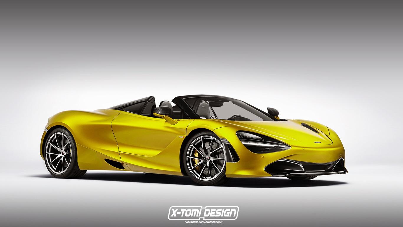 McLaren 720S Spyder2