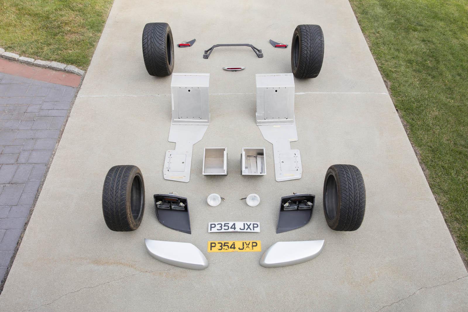 1995 McLaren F1 100 copy