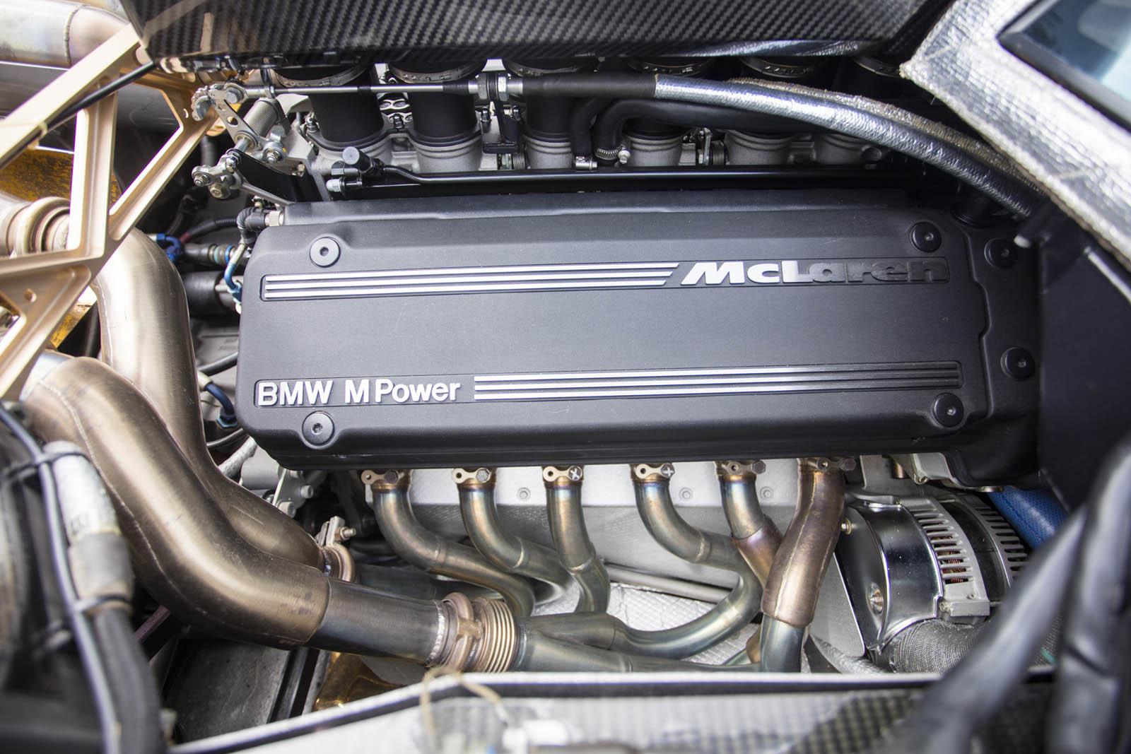 1995 McLaren F1 86 copy