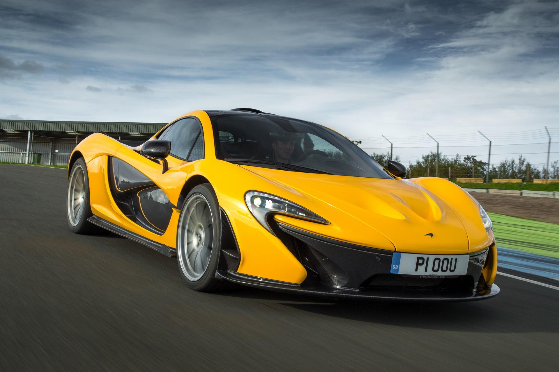 McLaren P1 5th Anniversary_1438