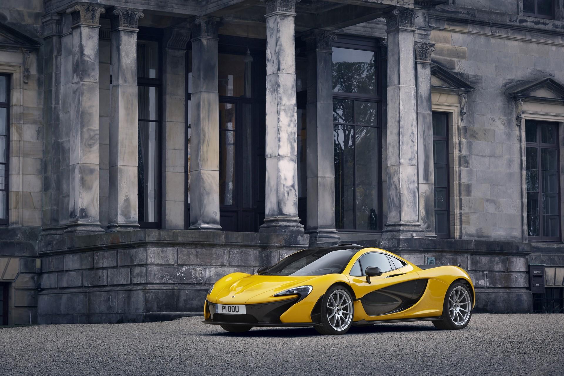 McLaren P1 5th Anniversary_379