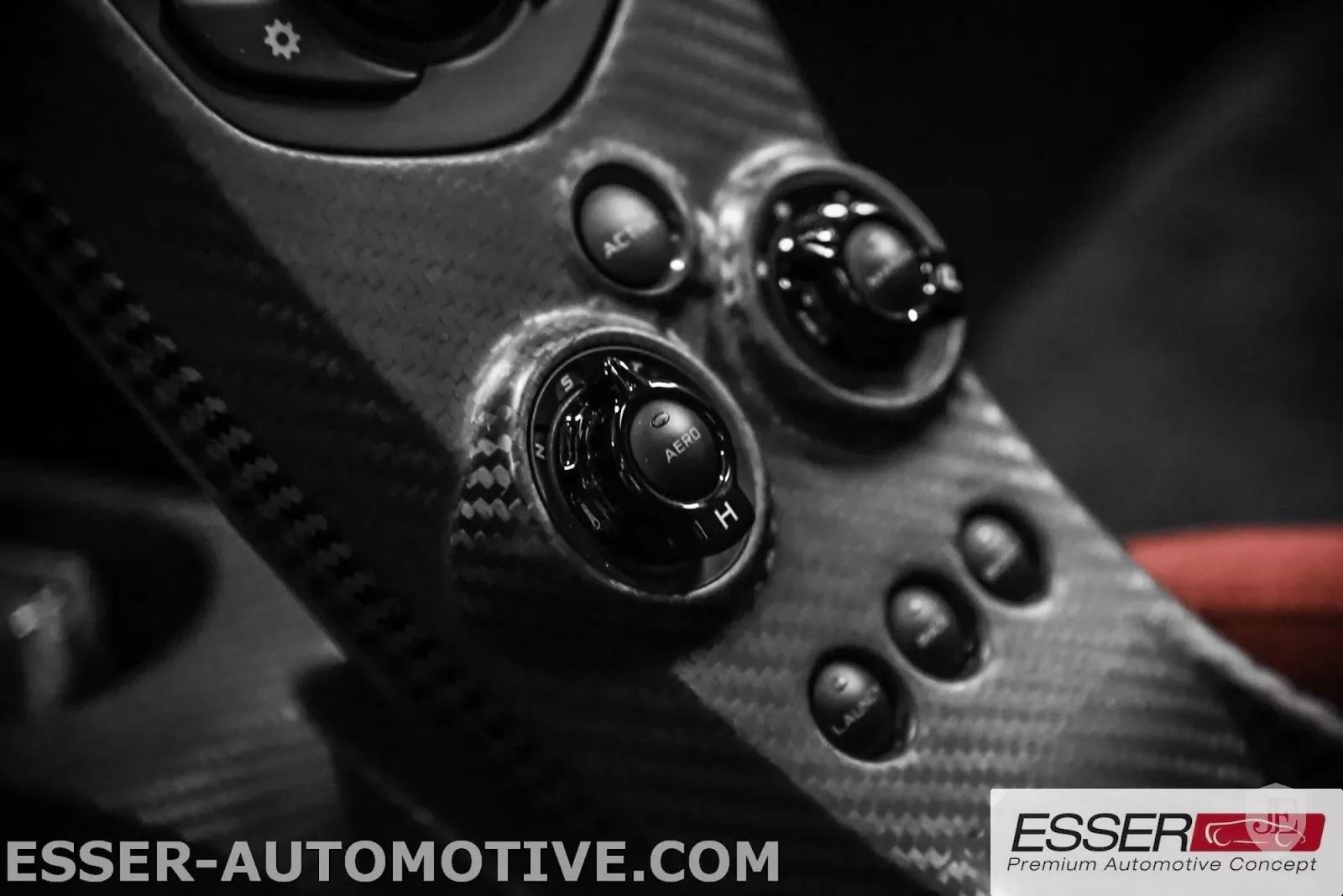 McLaren P1 MSO matte black for sale (7)