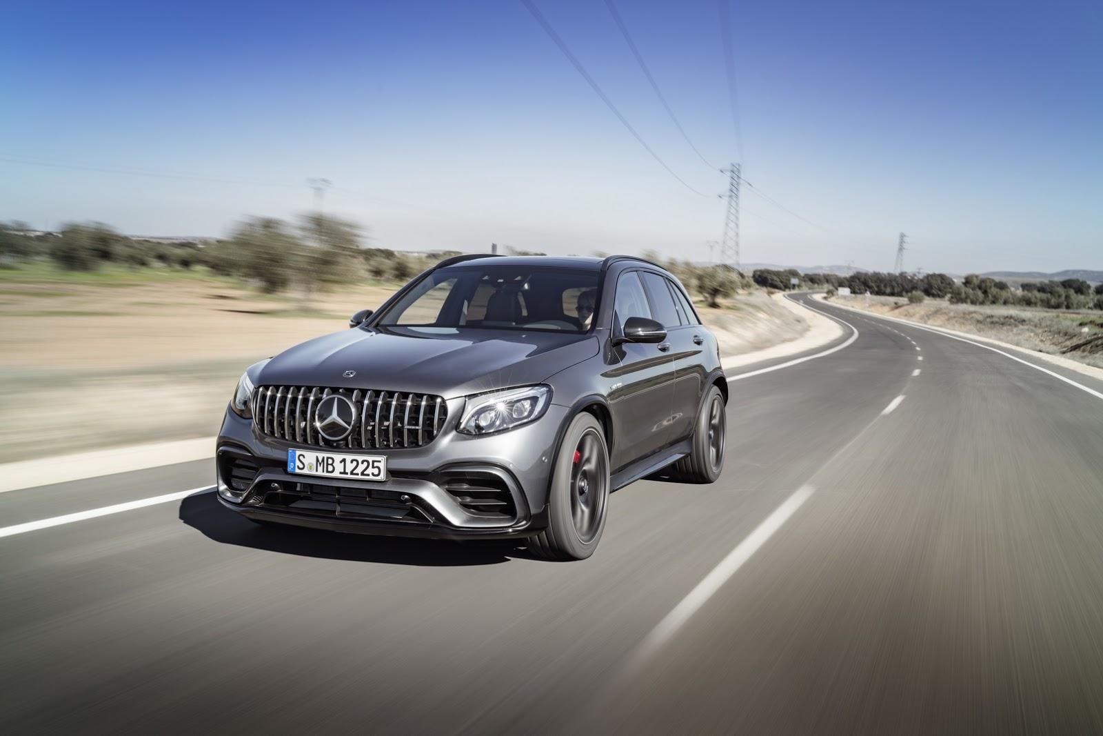Mercedes-AMG GLC 63 2018 (12)
