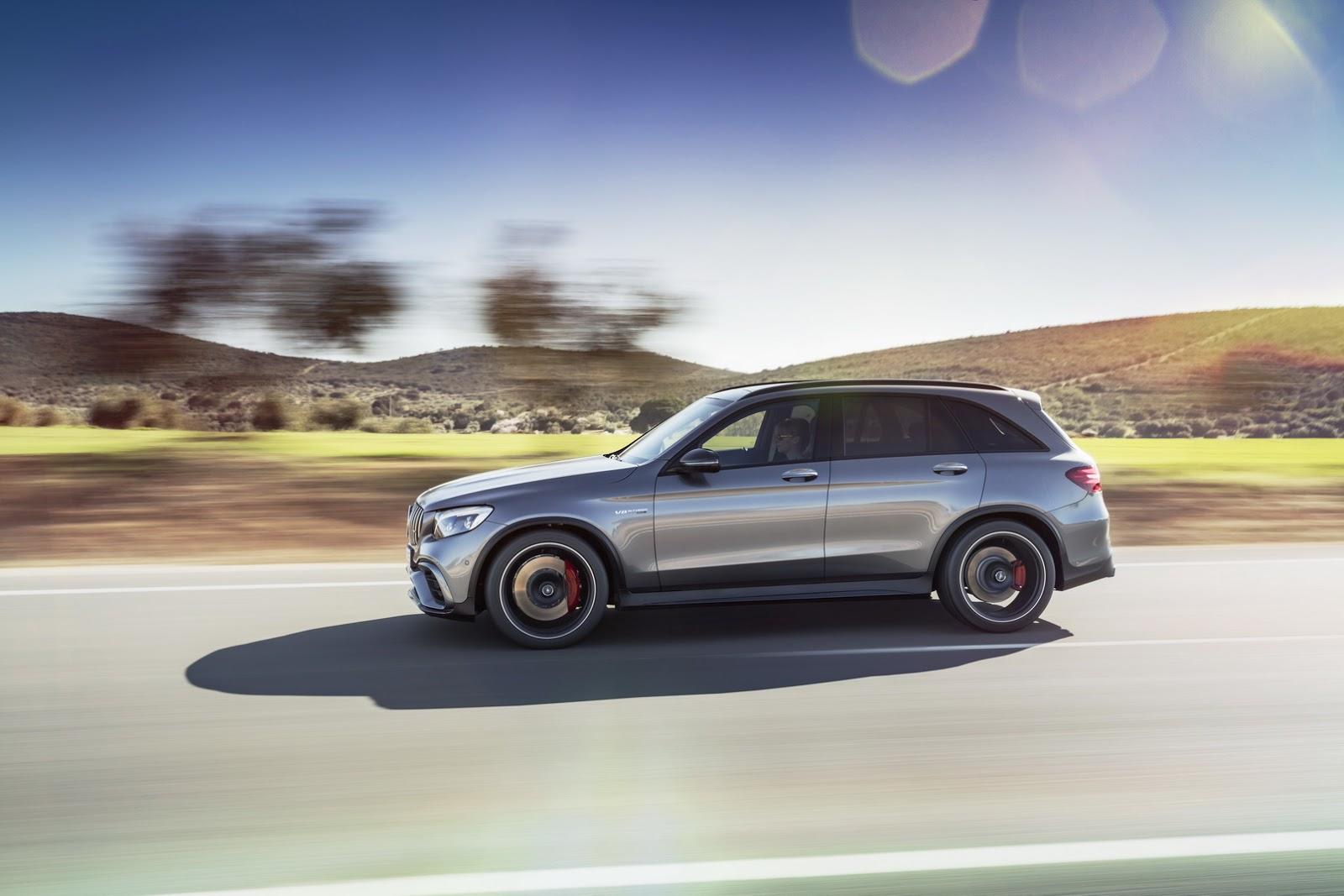 Mercedes-AMG GLC 63 2018 (13)