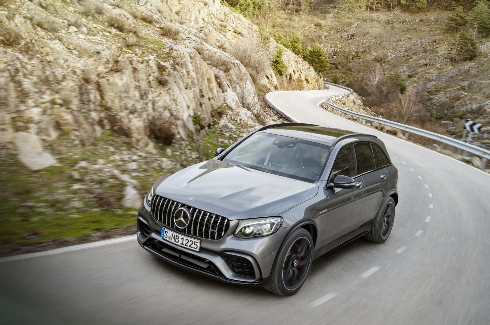 Mercedes-AMG GLC 63 2018 (17)
