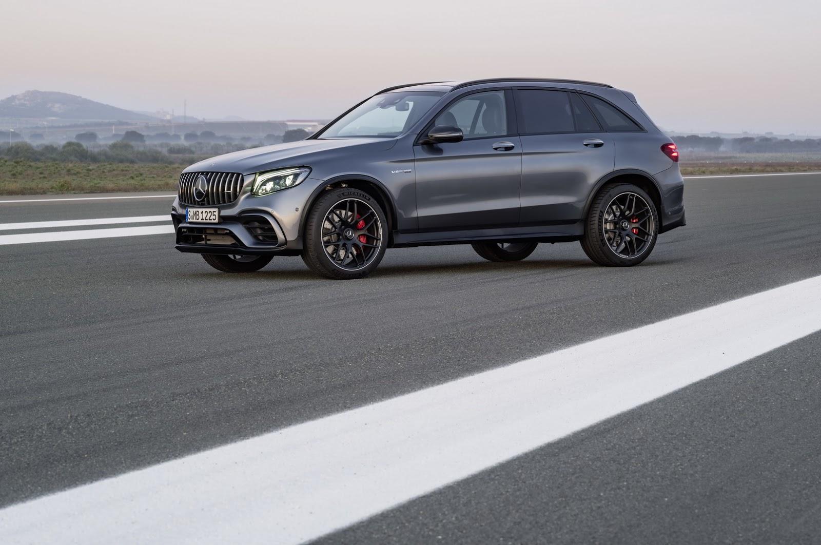 Mercedes-AMG GLC 63 2018 (19)