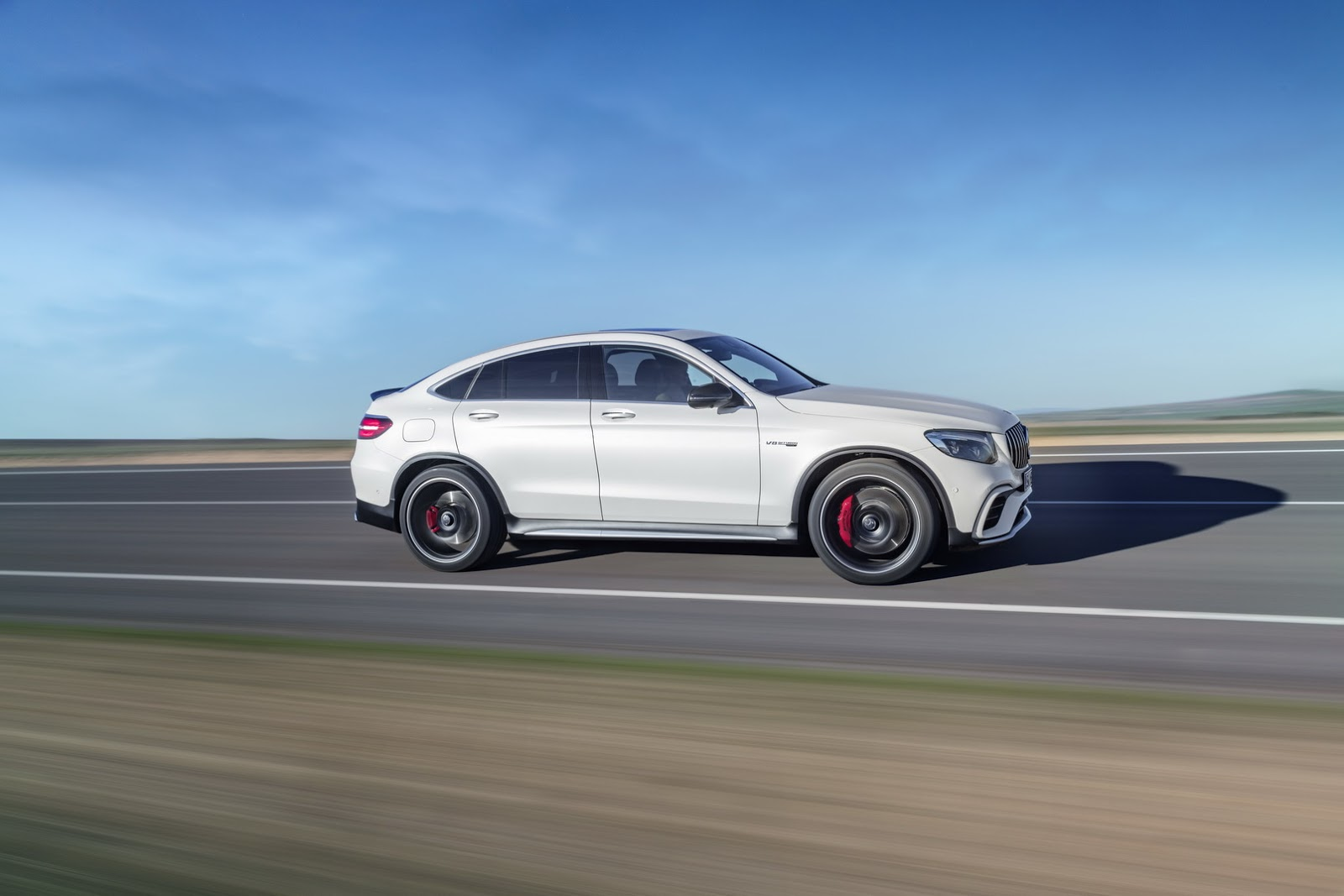Mercedes-AMG GLC 63 2018 (2)