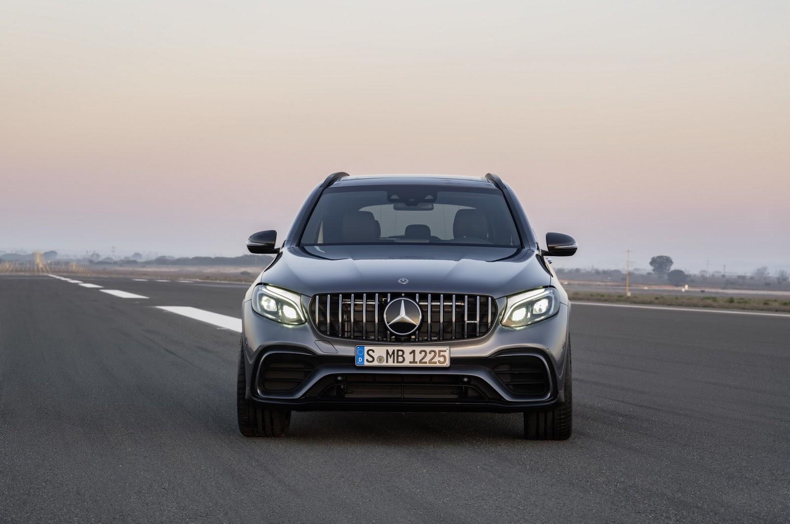 Mercedes-AMG GLC 63 2018 (22)