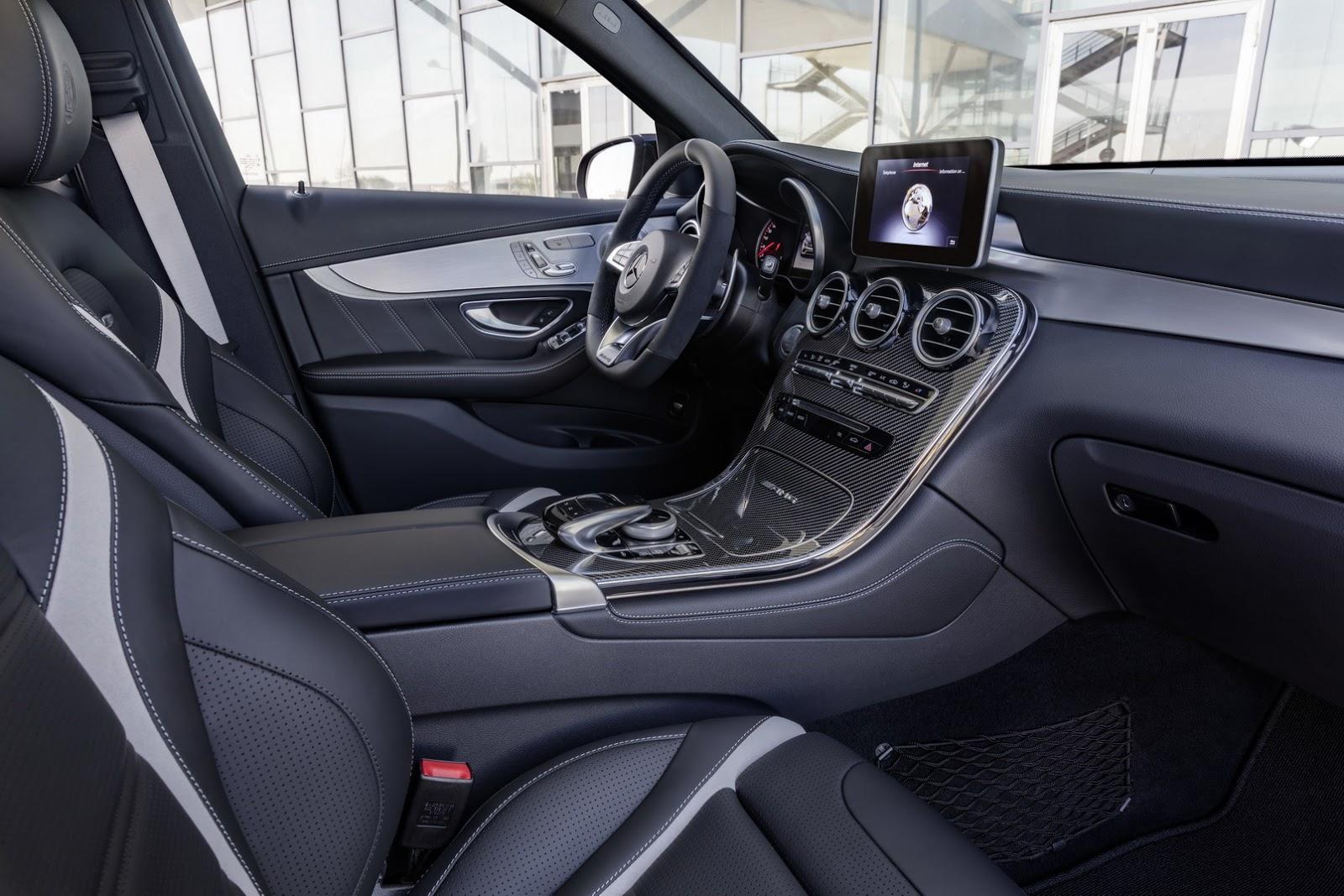 Mercedes-AMG GLC 63 2018 (26)