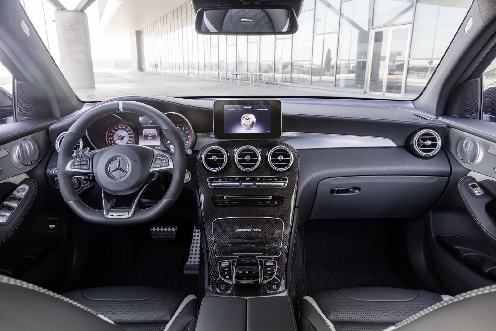 Mercedes-AMG GLC 63 2018 (27)