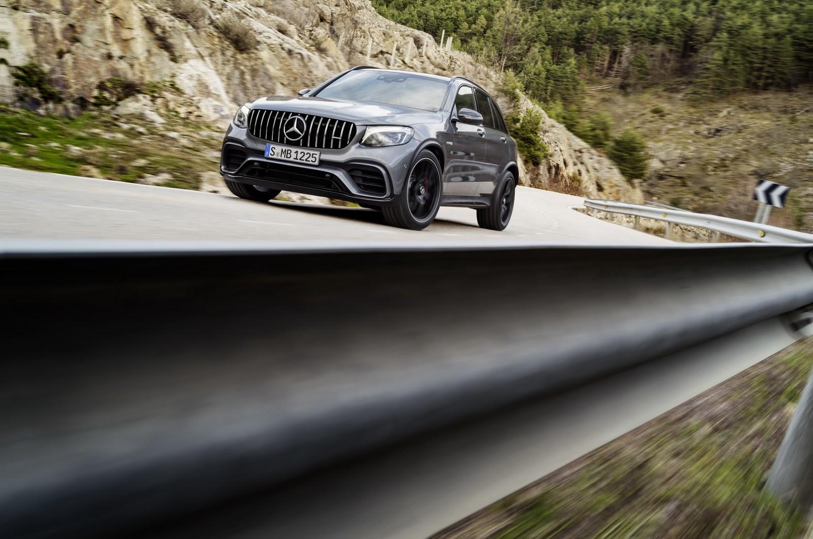 Mercedes-AMG GLC 63 2018 (7)