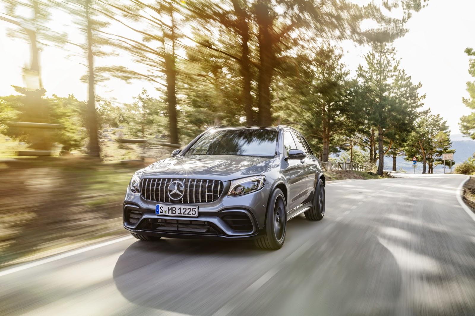 Mercedes-AMG GLC 63 2018 (9)