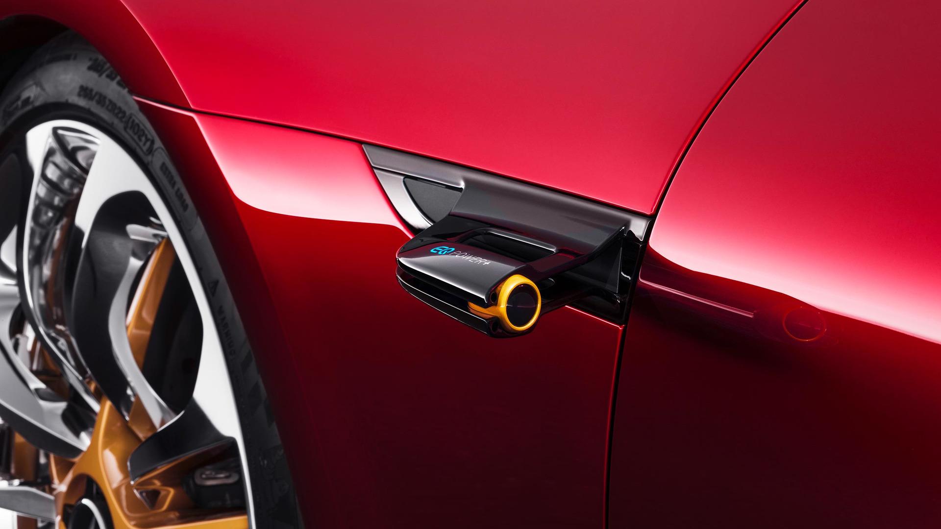 Showcar Mercedes-AMG GT Concept