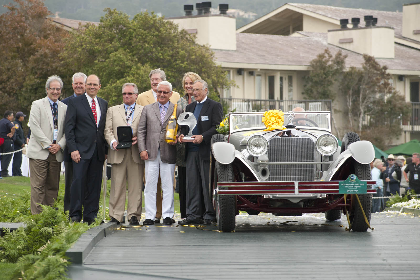 Mercedes-Benz 680S Torpedo Roadster 1928 in auction (1)