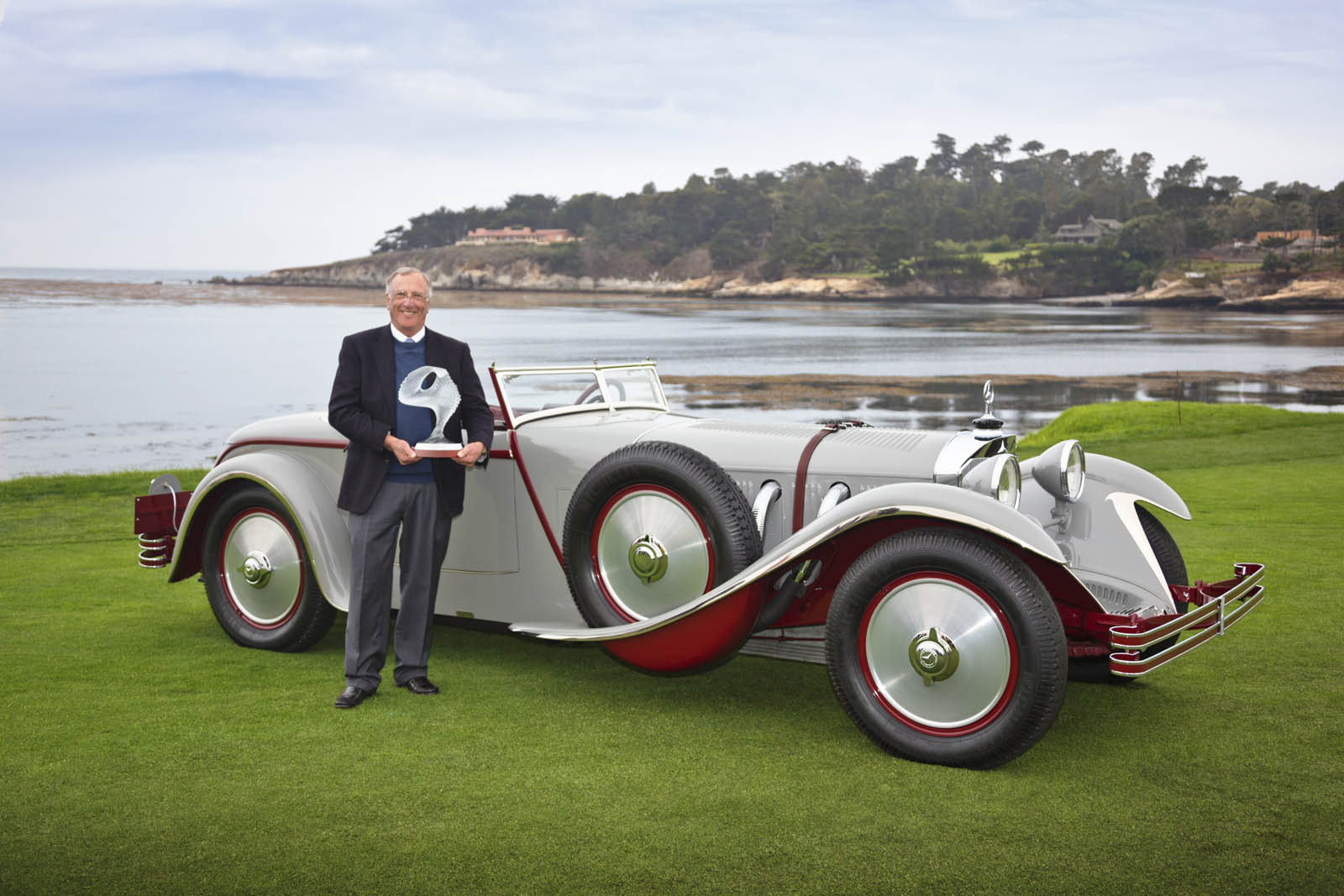 Mercedes-Benz 680S Torpedo Roadster 1928 in auction (2)