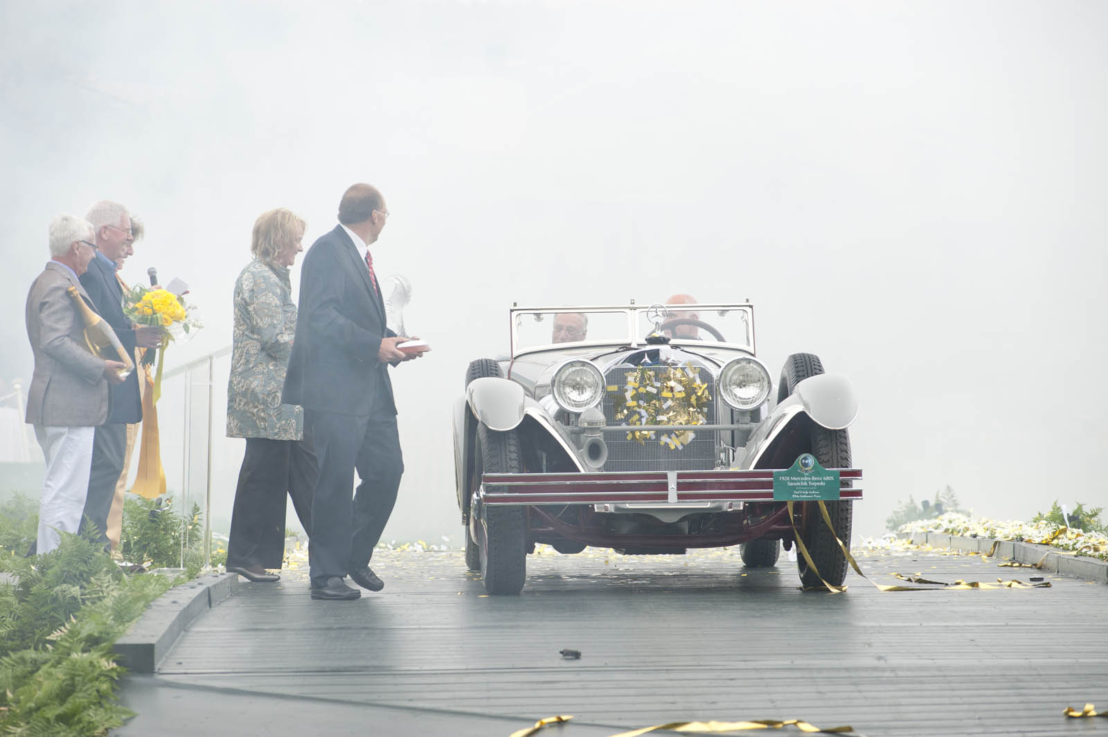 Mercedes-Benz 680S Torpedo Roadster 1928 in auction (5)