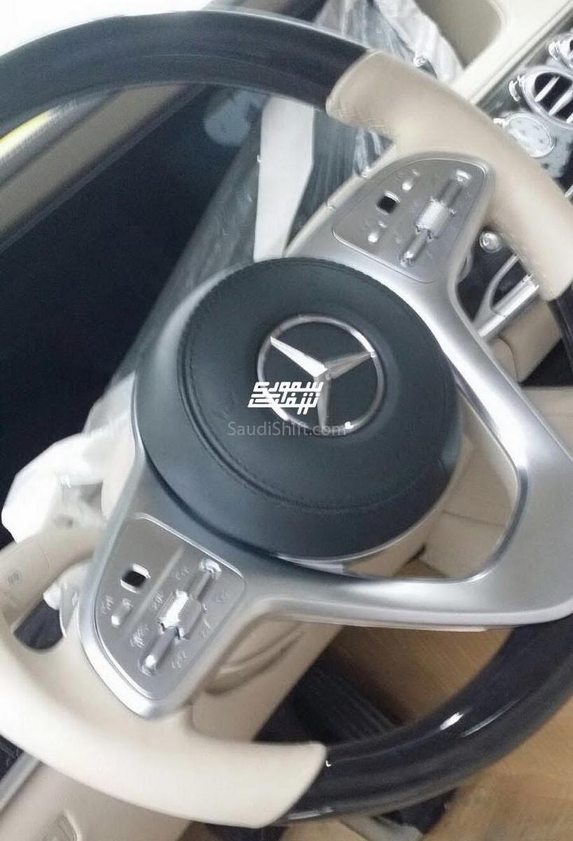 Mercedes S-Class facelift 2018-4