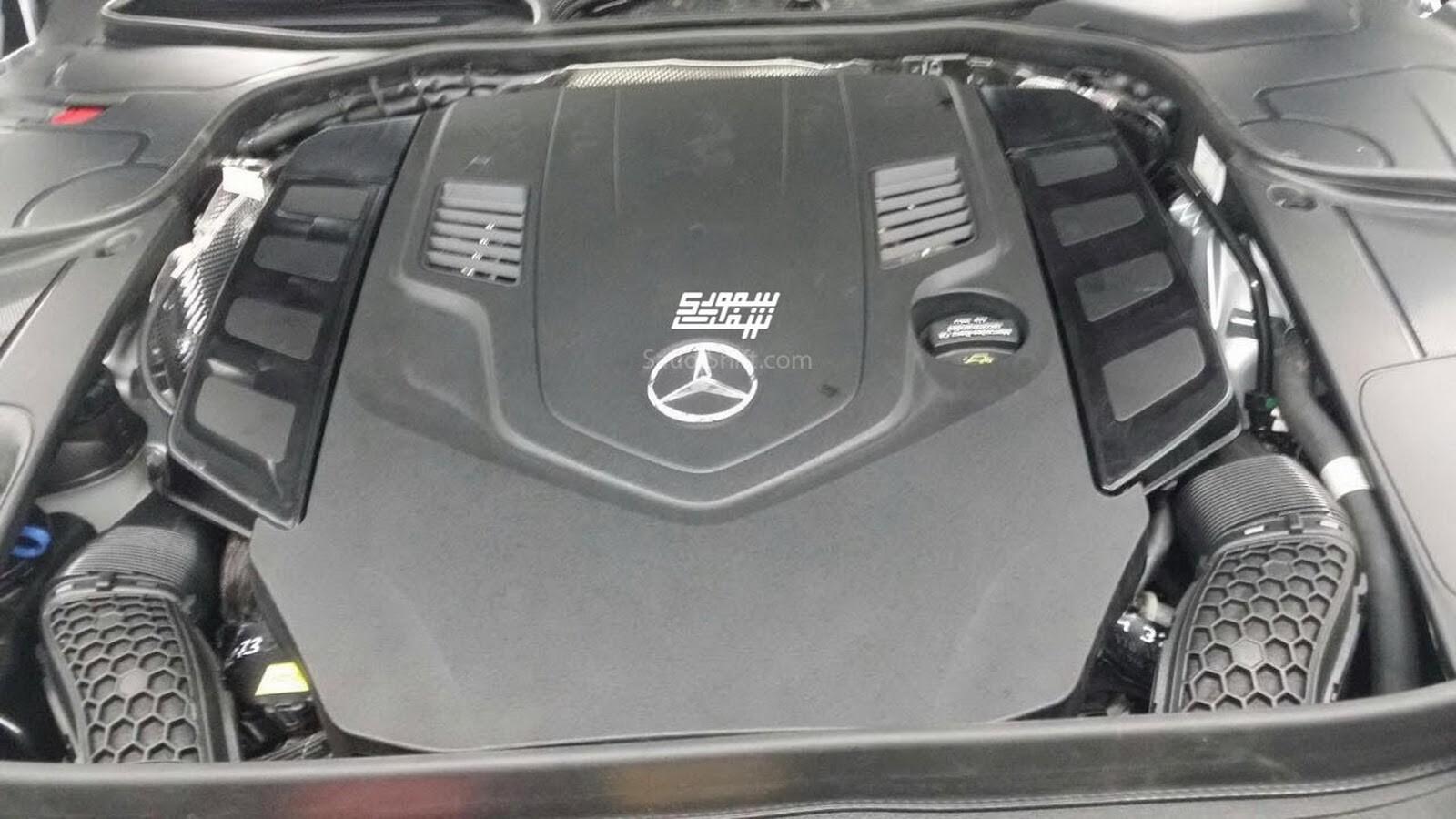Mercedes S-Class facelift 2018-5