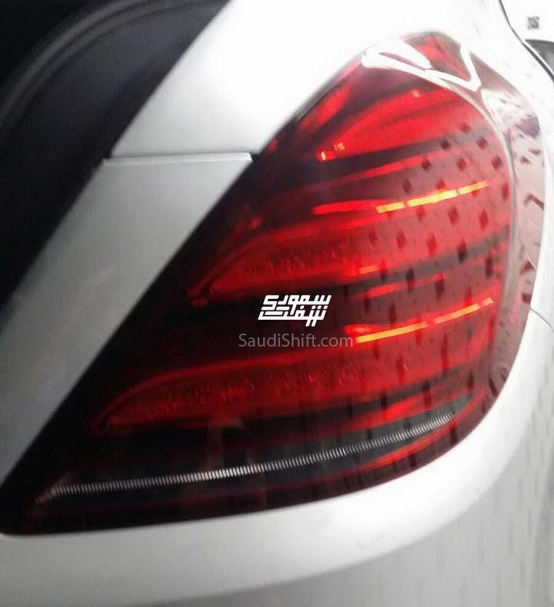 Mercedes S-Class facelift 2018-6