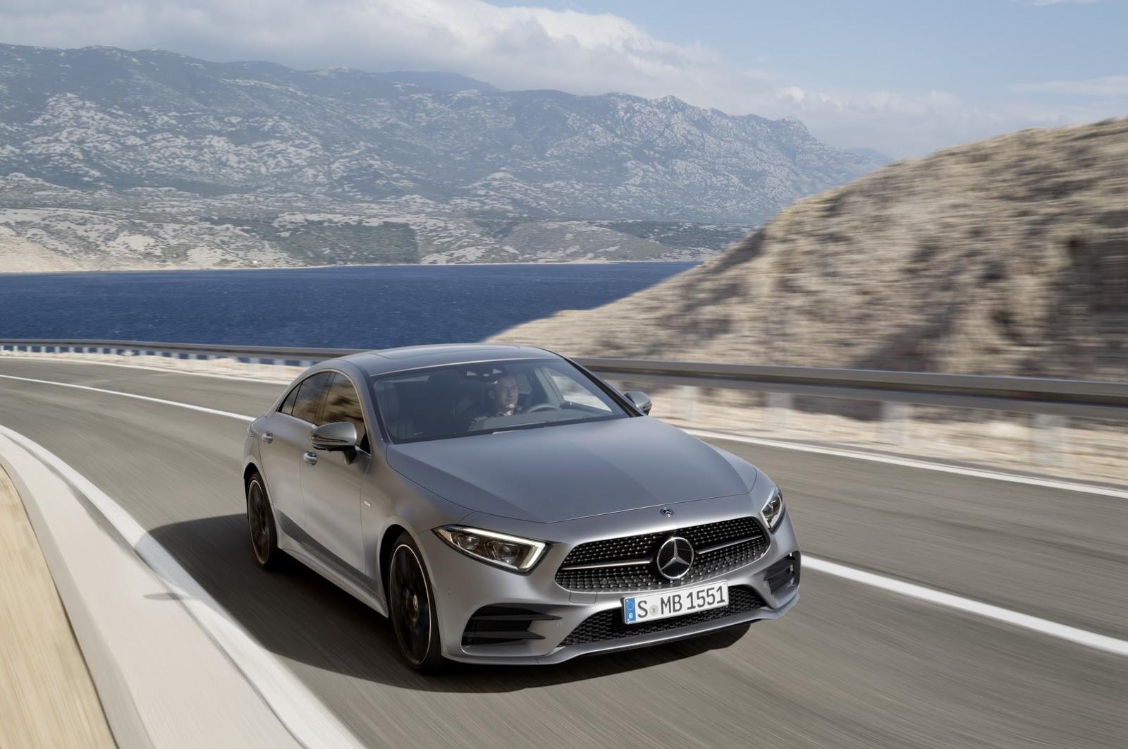 Mercedes CLS 2018 (1)