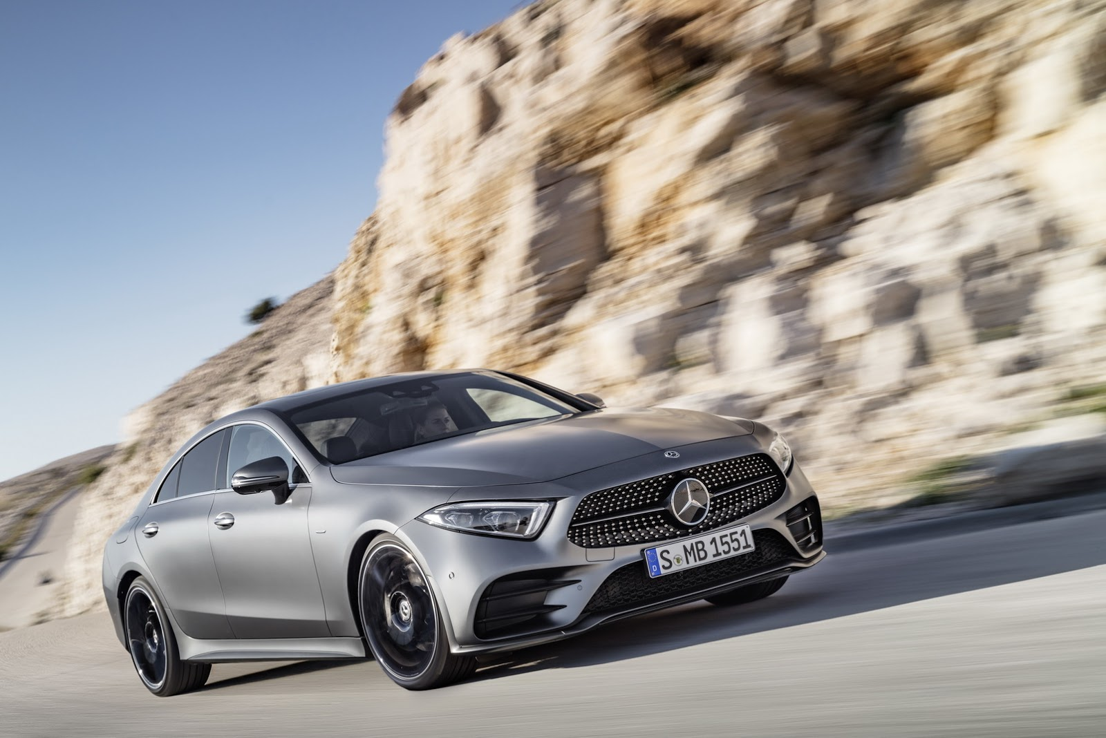 Mercedes CLS 2018 (11)