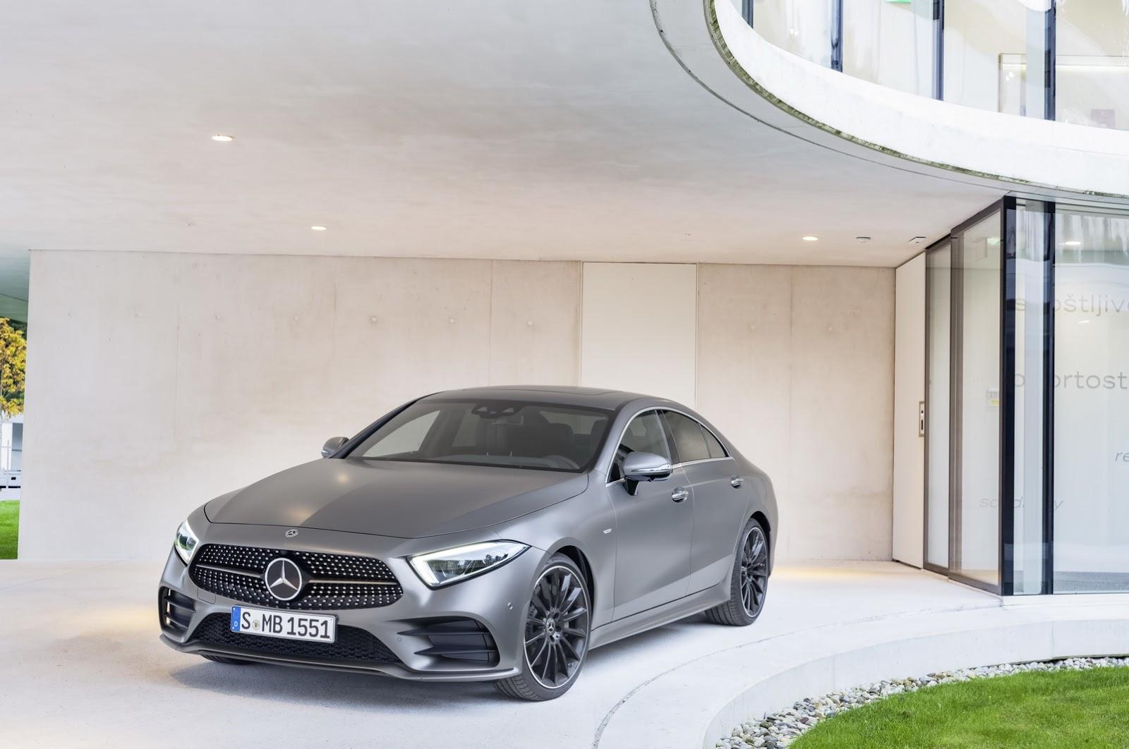 Mercedes CLS 2018 (17)