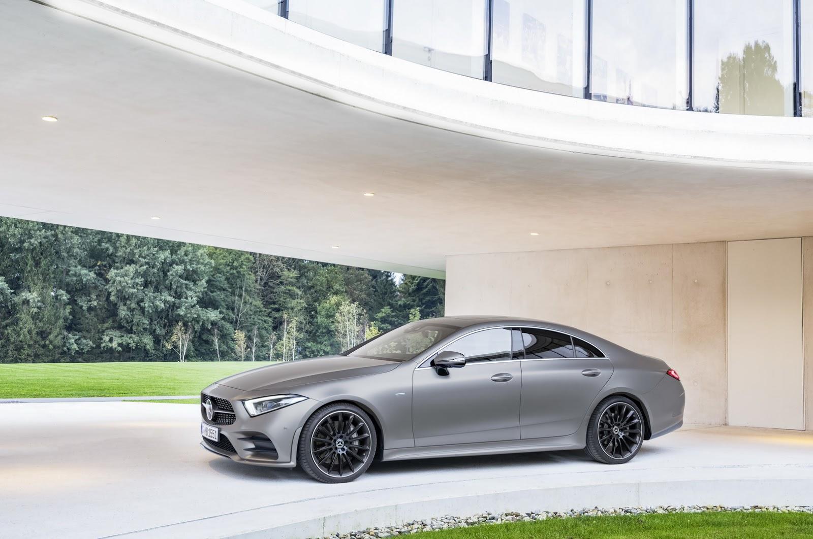 Mercedes CLS 2018 (19)