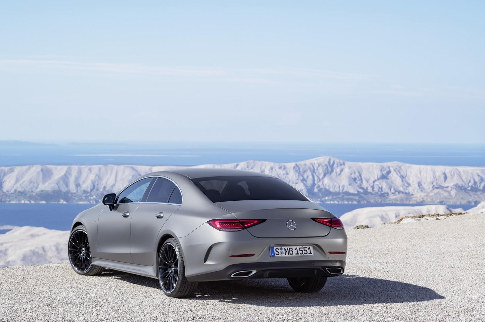 Mercedes CLS 2018 (21)